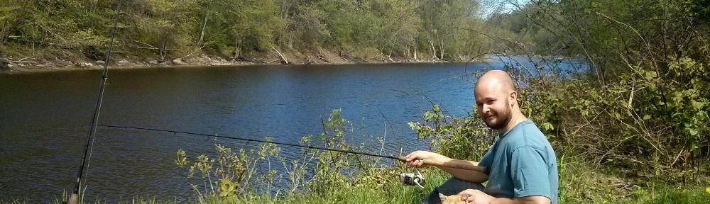 La pêche dans des conditions difficiles