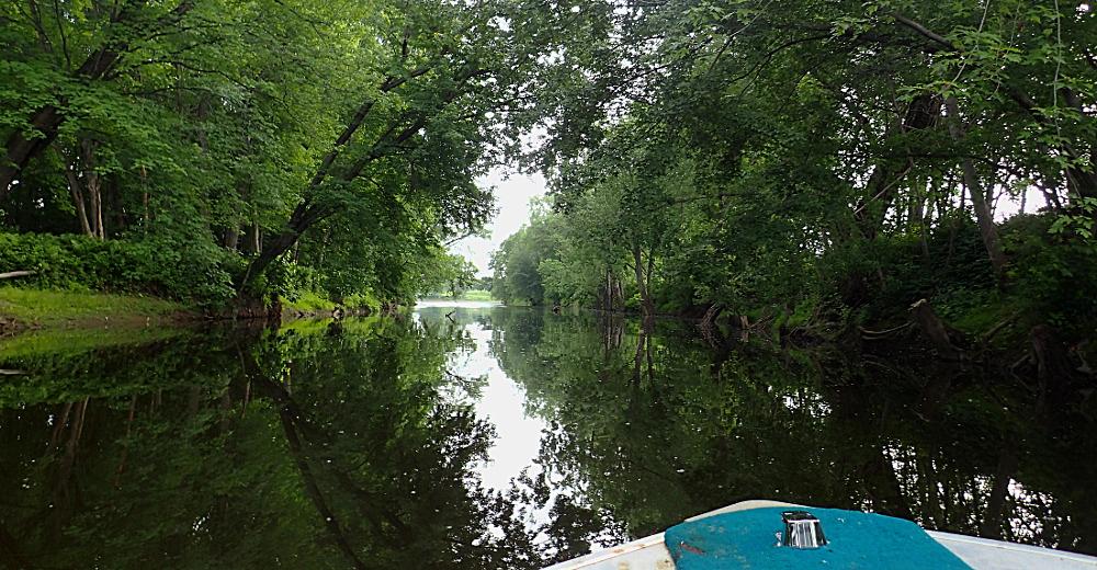 On remonte la rivière Bécancour!